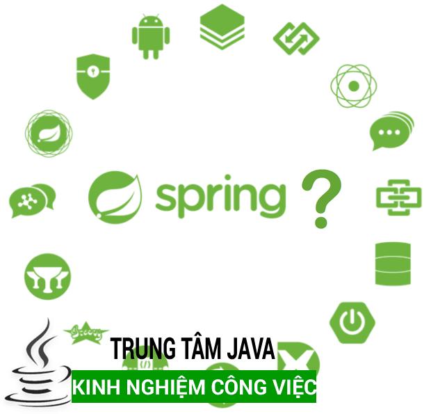 Học spring uy tín chất lượng giá rẻ tại trung tâm Java