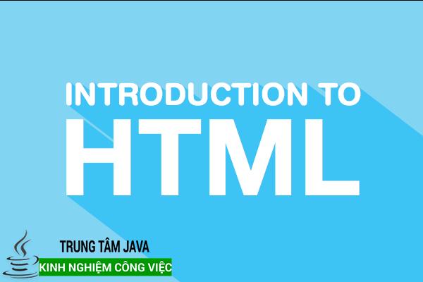 học HTML online giá rẻ