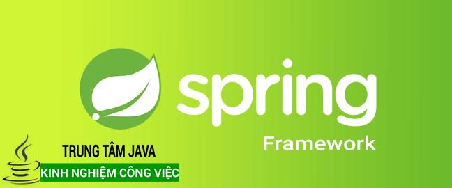 Khóa học Java spring online